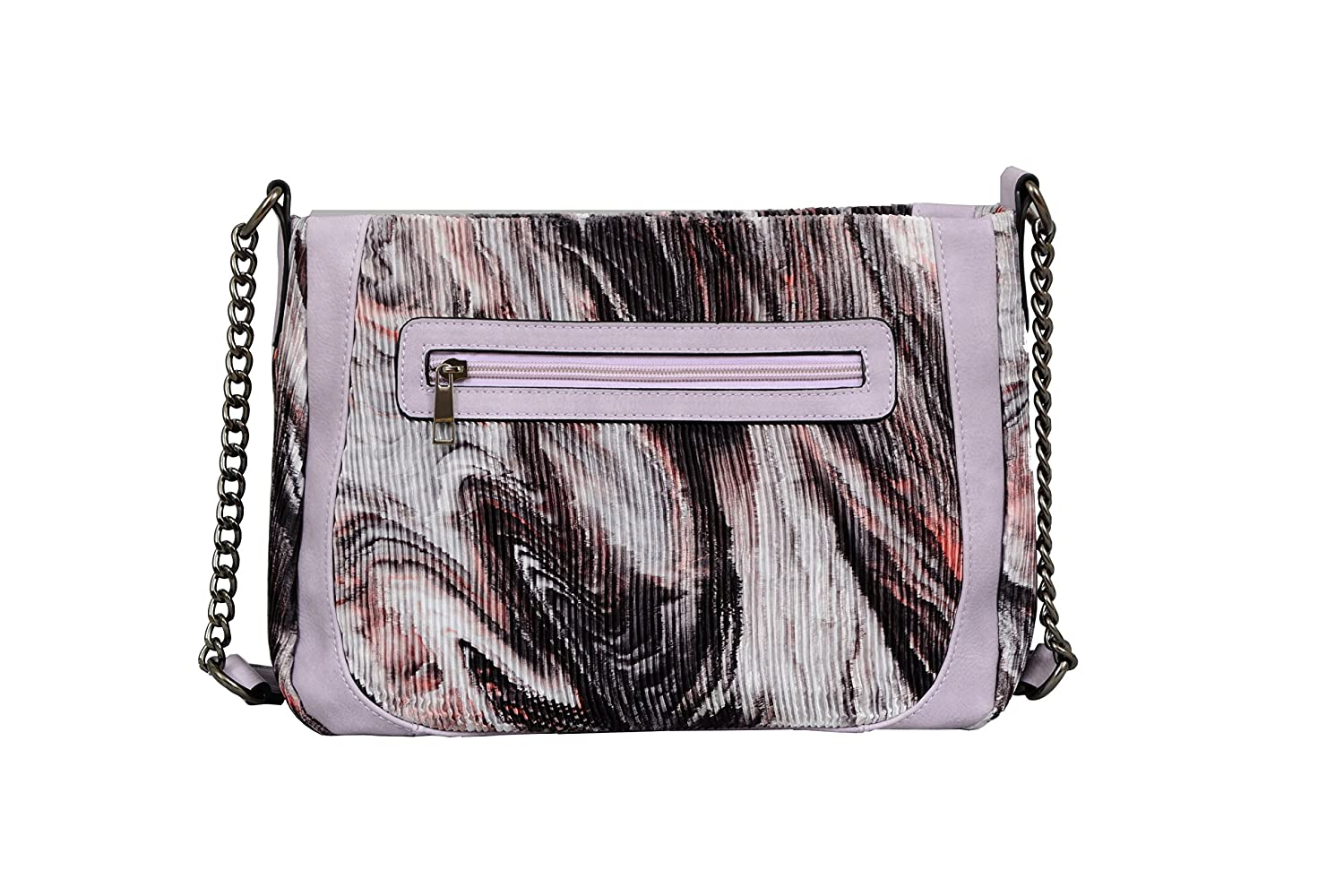Mellow World Diana Hb17207 Cross Body Bag Lavender One Size