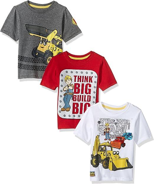 Bob the Builder Boys Long Sleeve T-Shirt