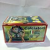 CALCIATORI 2017-2018 BOX DA 100 PACCHETTI DI FIGURINE (1PZ)