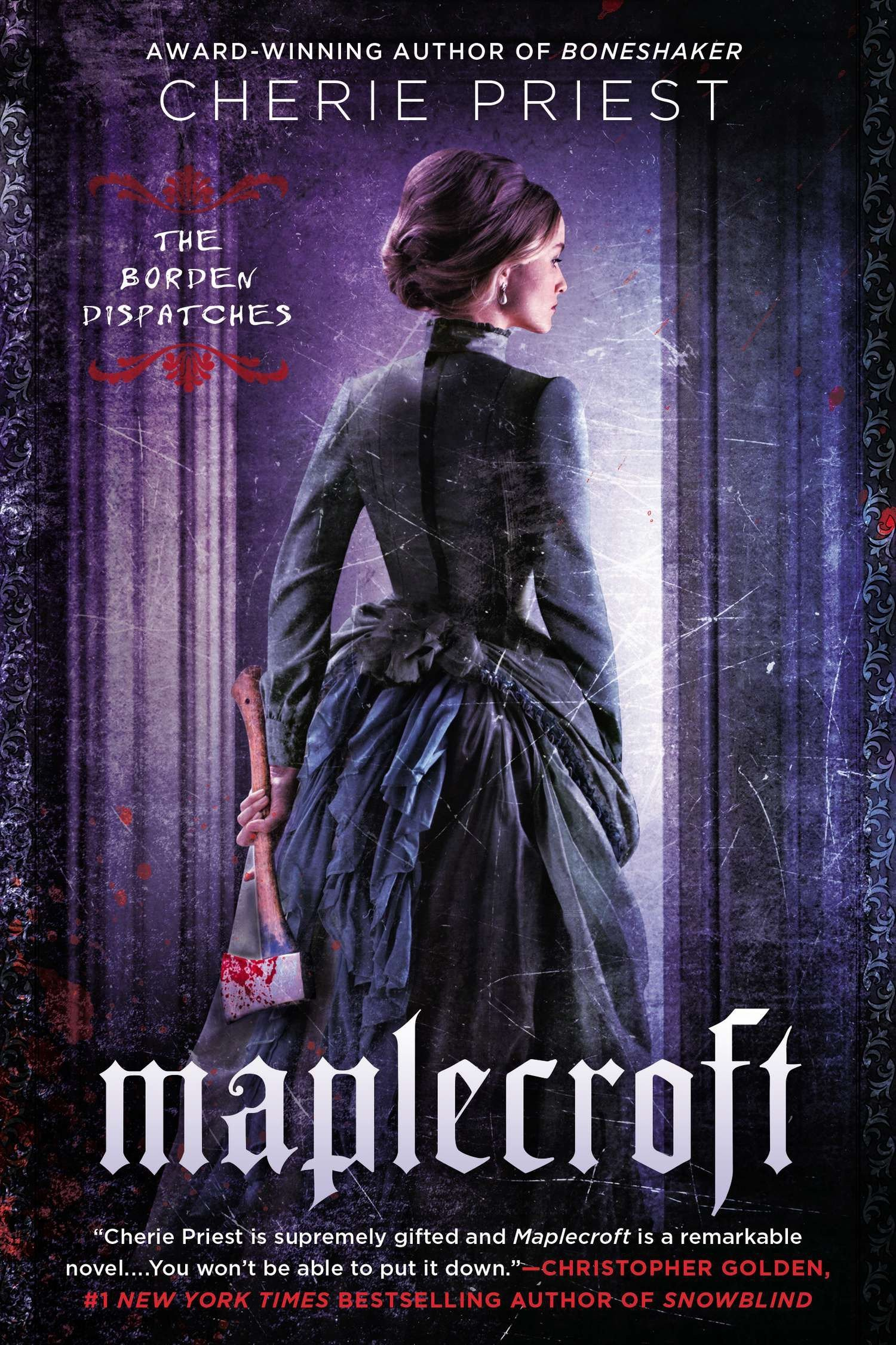 Image result for Maplecroft by Cherie Priest