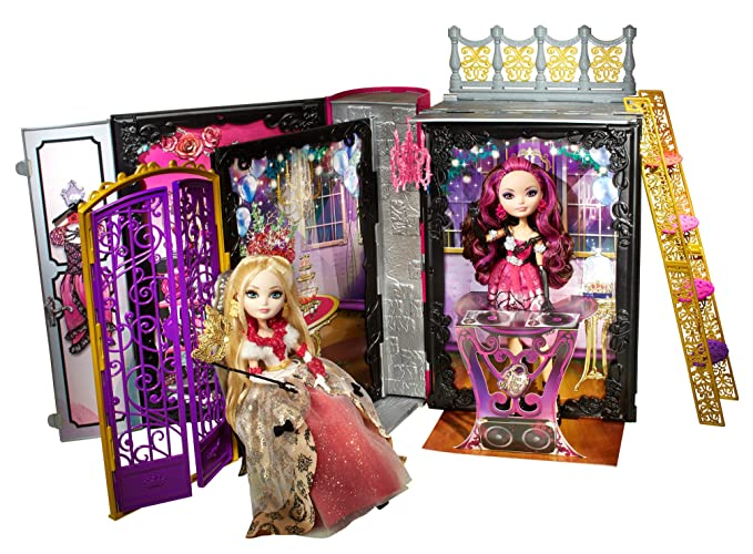 Groovy Ever After High Thronecoming Briar Beauty Doll And Furniture Set Discontinued By Manufacturer Machost Co Dining Chair Design Ideas Machostcouk