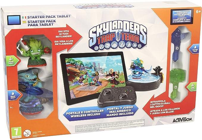 Skylanders Trap Team: Pack De Inicio (iOS/Android/Kindle Fire): Amazon.es: Videojuegos