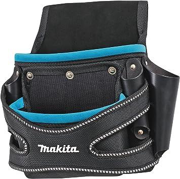 Makita P-71766 3 Pocket Fixings Pouch New Blue Range