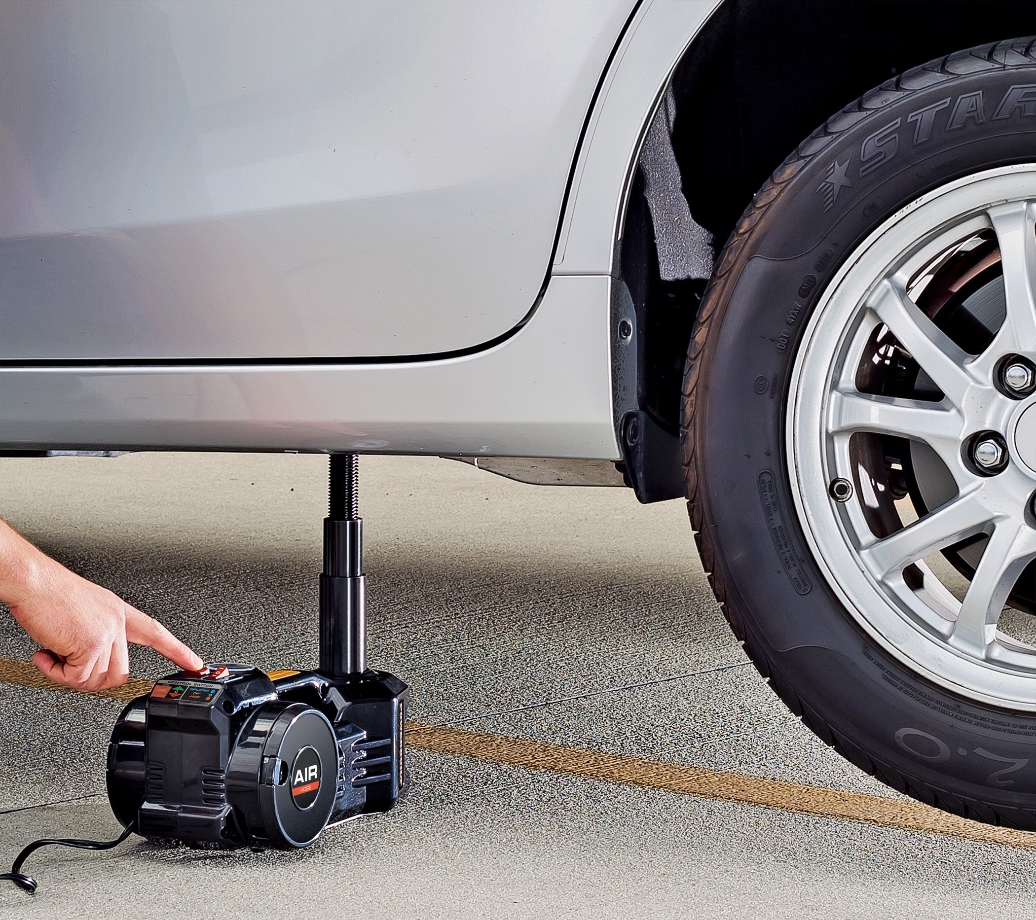 Powerbuilt 620484 12V Electric Jack and Tire inflator by Powerbuilt (Image #4)
