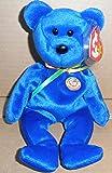 Ty Beanie Babies - Clubby The Bear (1st Version)