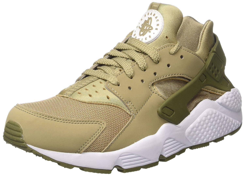 NIKE Men's Air Huarache Running Shoes B06XZT1F36 9 D(M) US|Khaki/Olive