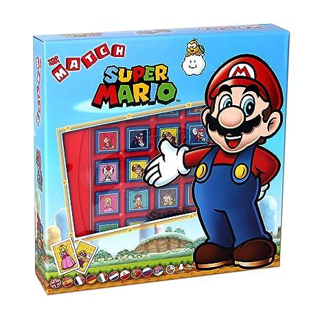 Trumps Super 002127 MatchAmazon E Giocattoli Mario itGiochi Top b7yv6Yfg