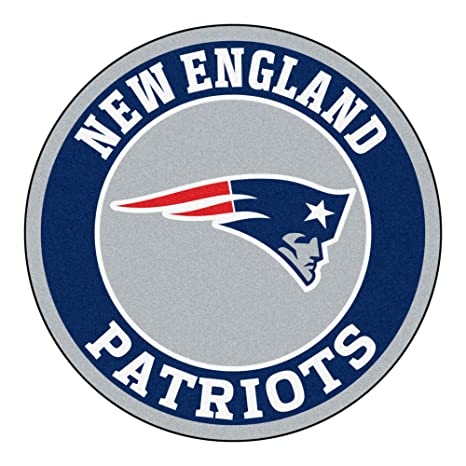 053bd0eb Fanmats 17966 NFL New England Patriots Roundel Mat