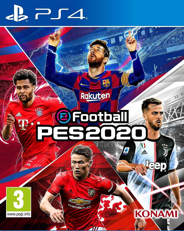PES 2020 PS4: Amazon.es: Videojuegos