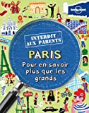 Paris Interdit aux parents - 2ed