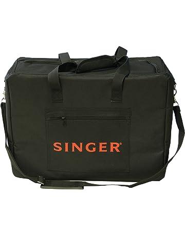 Singer - Funda para máquina de coser, color negro
