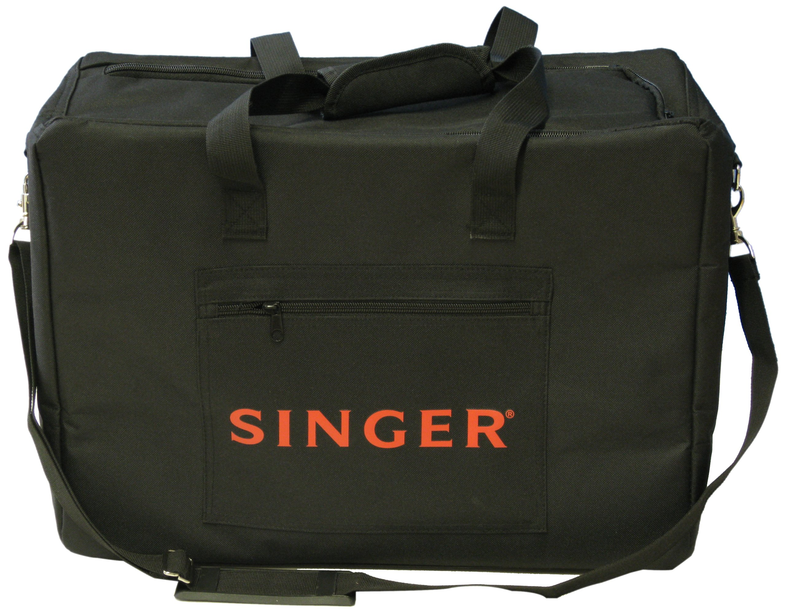 Singer - Funda para máquina de coser, color negro product image