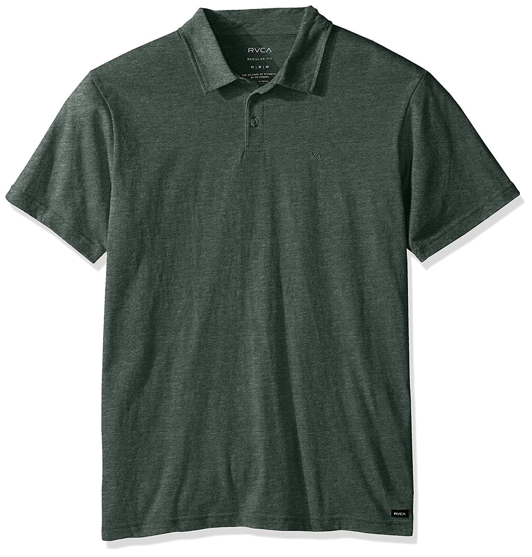 RVCA Men's Sure Thing Ii Polo Shirt RVCA Young Men's MJ922SUR
