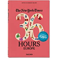 VA-The New york Times 36 hours Europe - 2ème édition