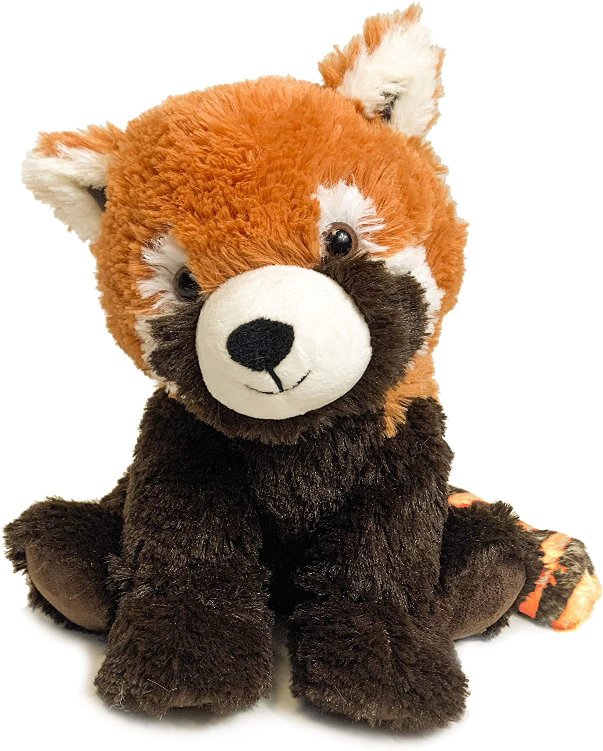 """Intelex Warmies Microwavable French Lavender Scented Plush, Red Panda Warmies, Multicolor, 14"""" X 8"""" X 4"""""""