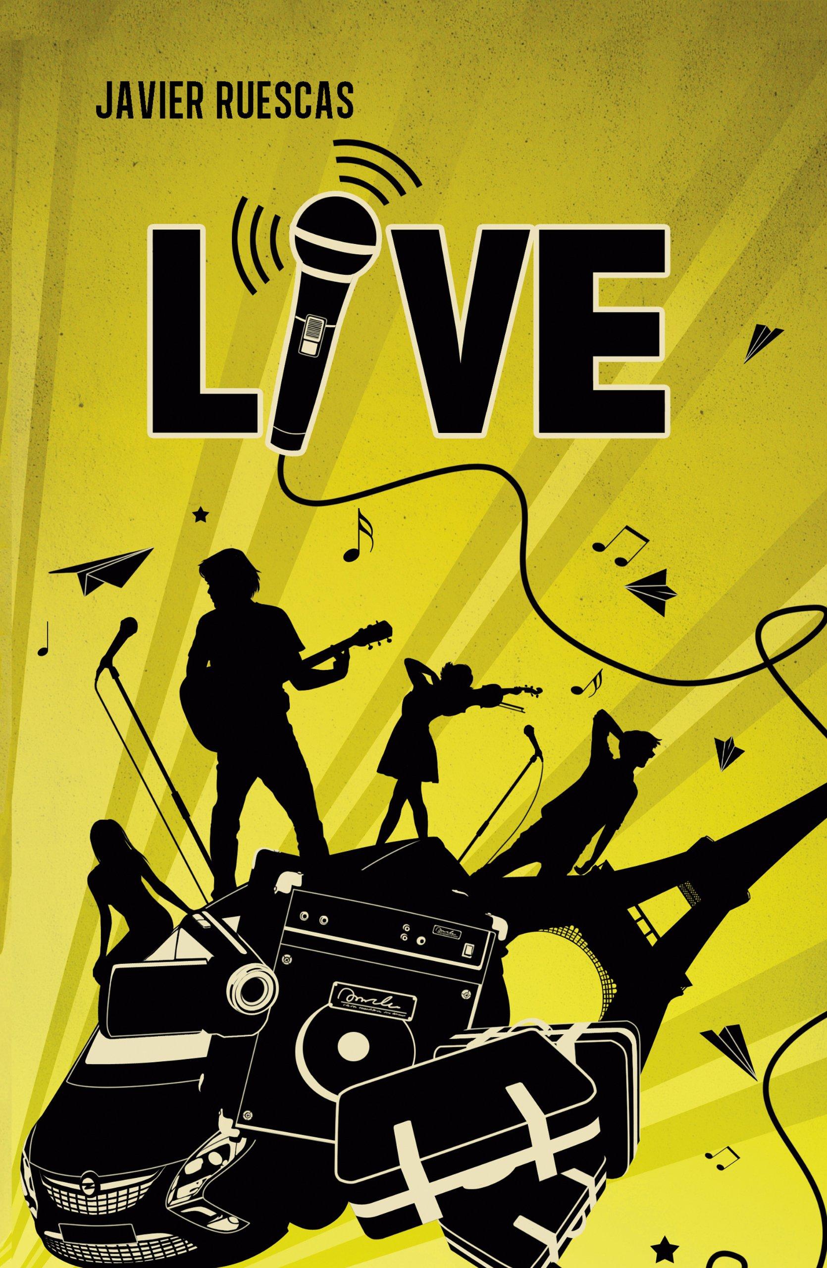Live (Play) (Spanish Edition) pdf epub