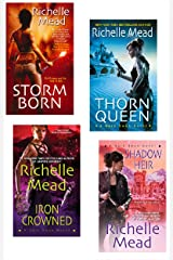 Richelle Mead Dark Swan Bundle: Storm Born, Thorn Queen, Iron Crowned & Shadow Heir Kindle Edition