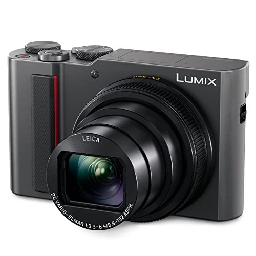 Panasonic Lumix ZS200 Compact Digital Camera