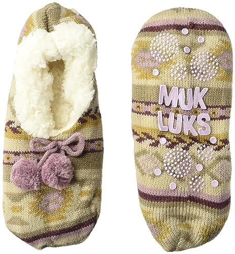 696e0279833 Muk Luks Women s Ballerina Slippers