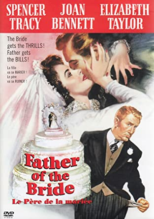 Amazoncom Father Of The Bride 1950 Elizabeth Taylor Joan