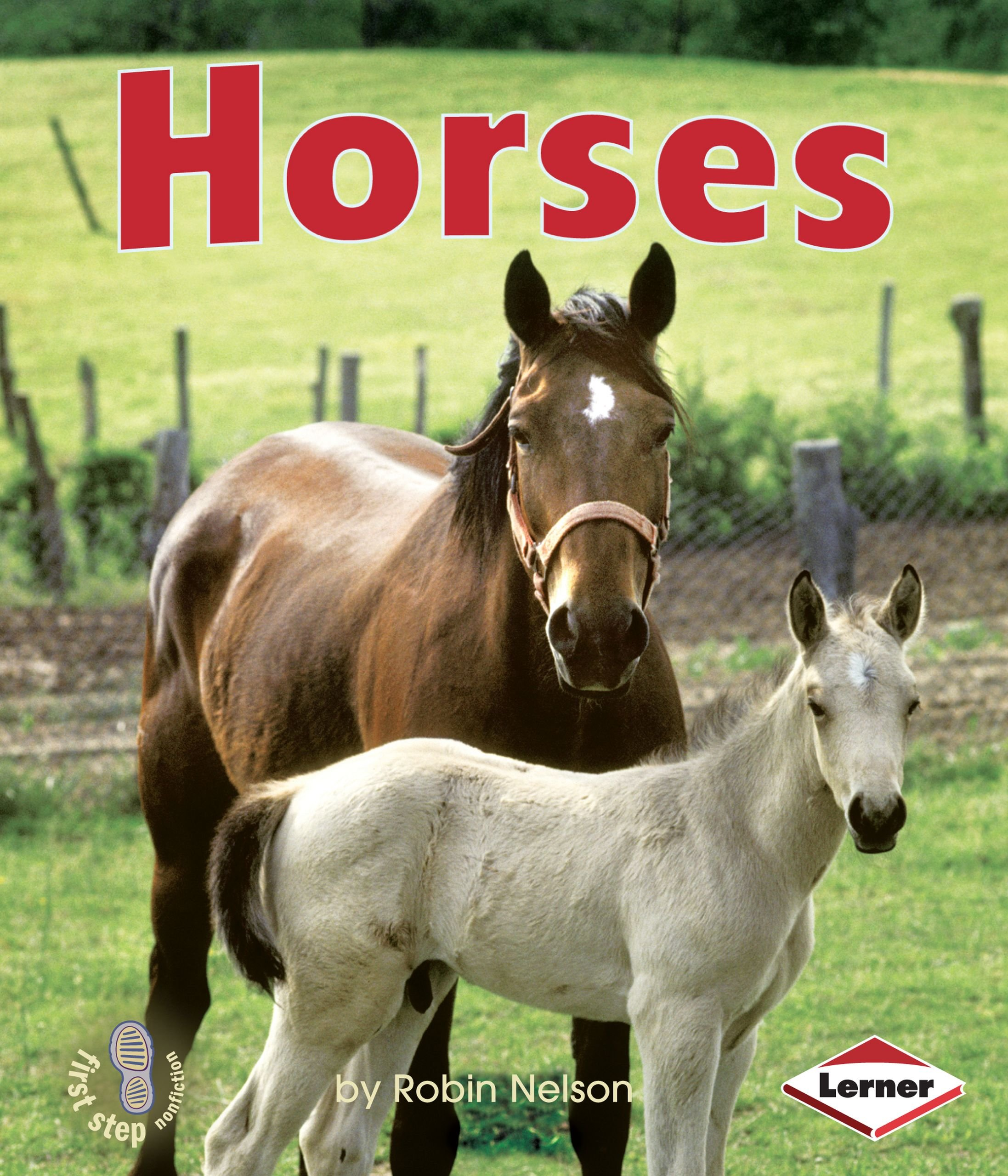 Read Online Horses (First Step Nonfiction) pdf