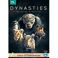 Dynasties [DVD] [2018]