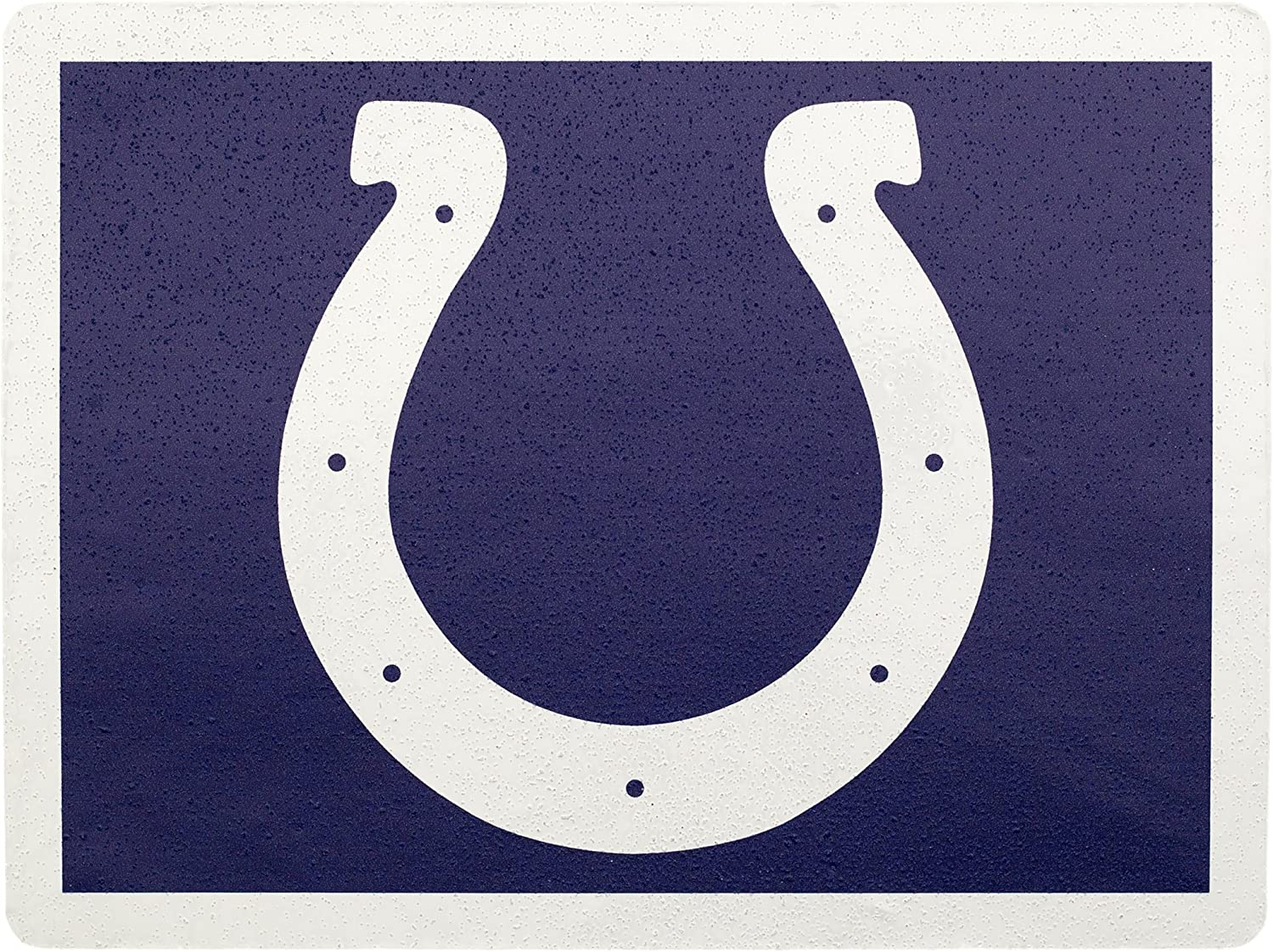 NFL Indianapolis Colts Address Logo Decal Applied Icon
