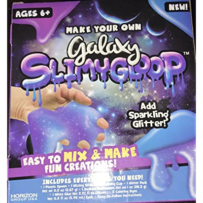Galaxy SlimeGloop: Toys & Games [5Bkhe0301145]