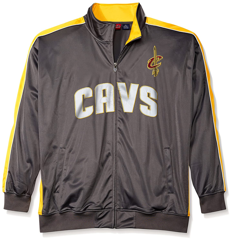NBA Big and Tall Mens Reflective Track Jacket