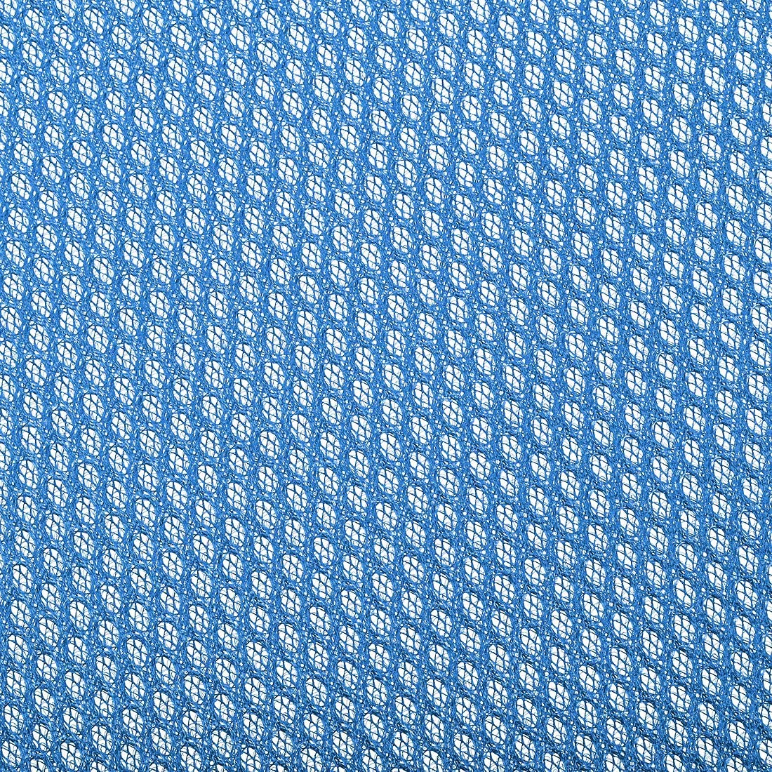 uxcell Speaker Grill Cloth 1x1.45 Meters 39x57 Inch Polyester Fiber Dustproof Stereo Mesh Fabric for Repair DIY Blue