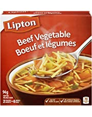 Knorr Lipton Beef Vegetable Soup Mix, 24 count