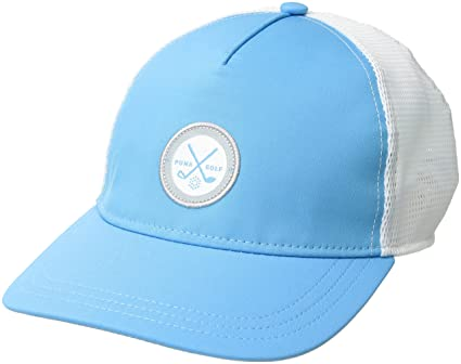 00956381e0e Amazon.com  Puma Golf 2018 Women s Patch Snapback (Aquarius