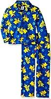 Pokémon Pokemon Boys' Catch 'Em All 2-Piece Pajama Coat Set