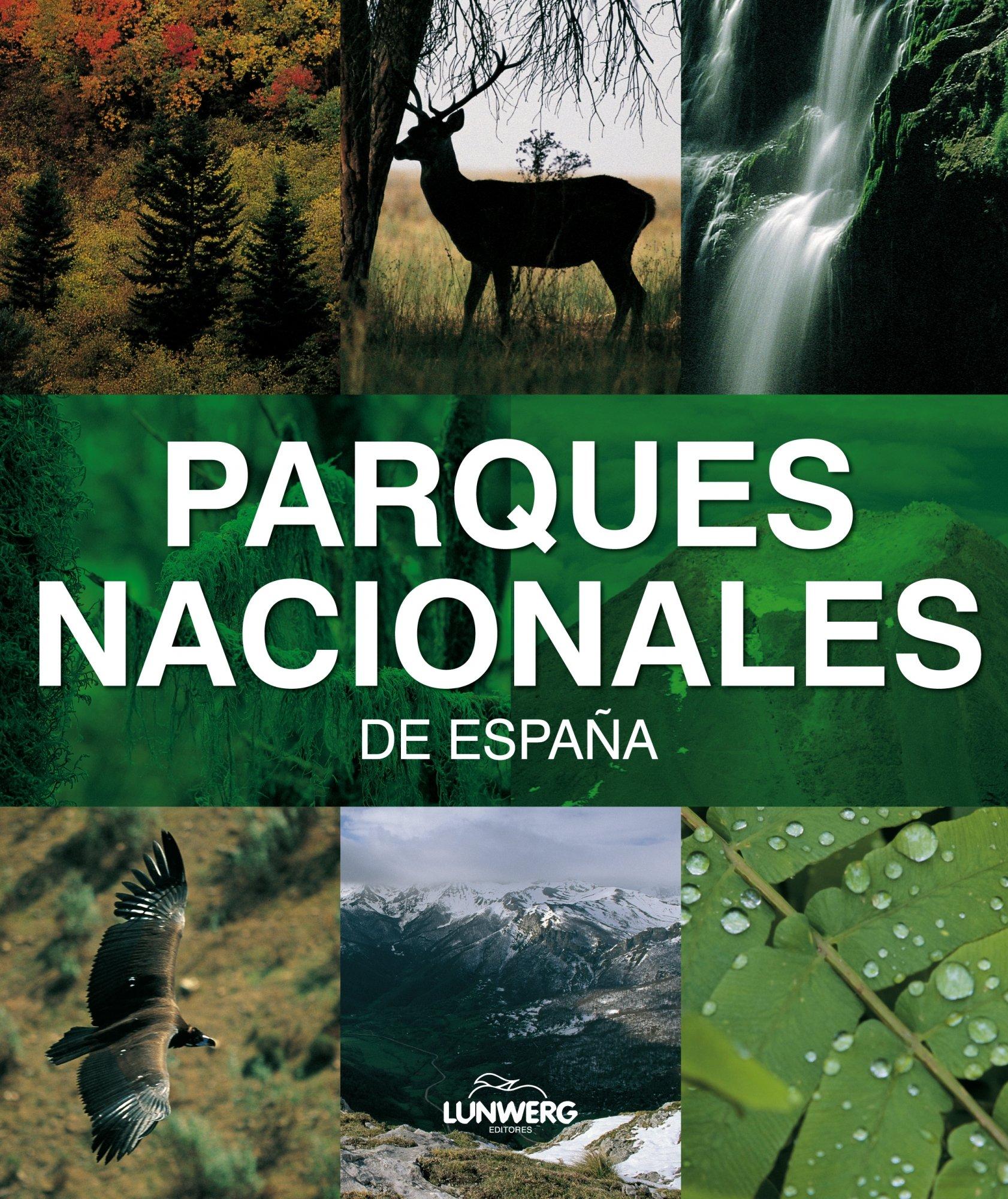 Parques nacionales de España. Lunwerg Medium: Amazon.es: Artistas varios: Libros