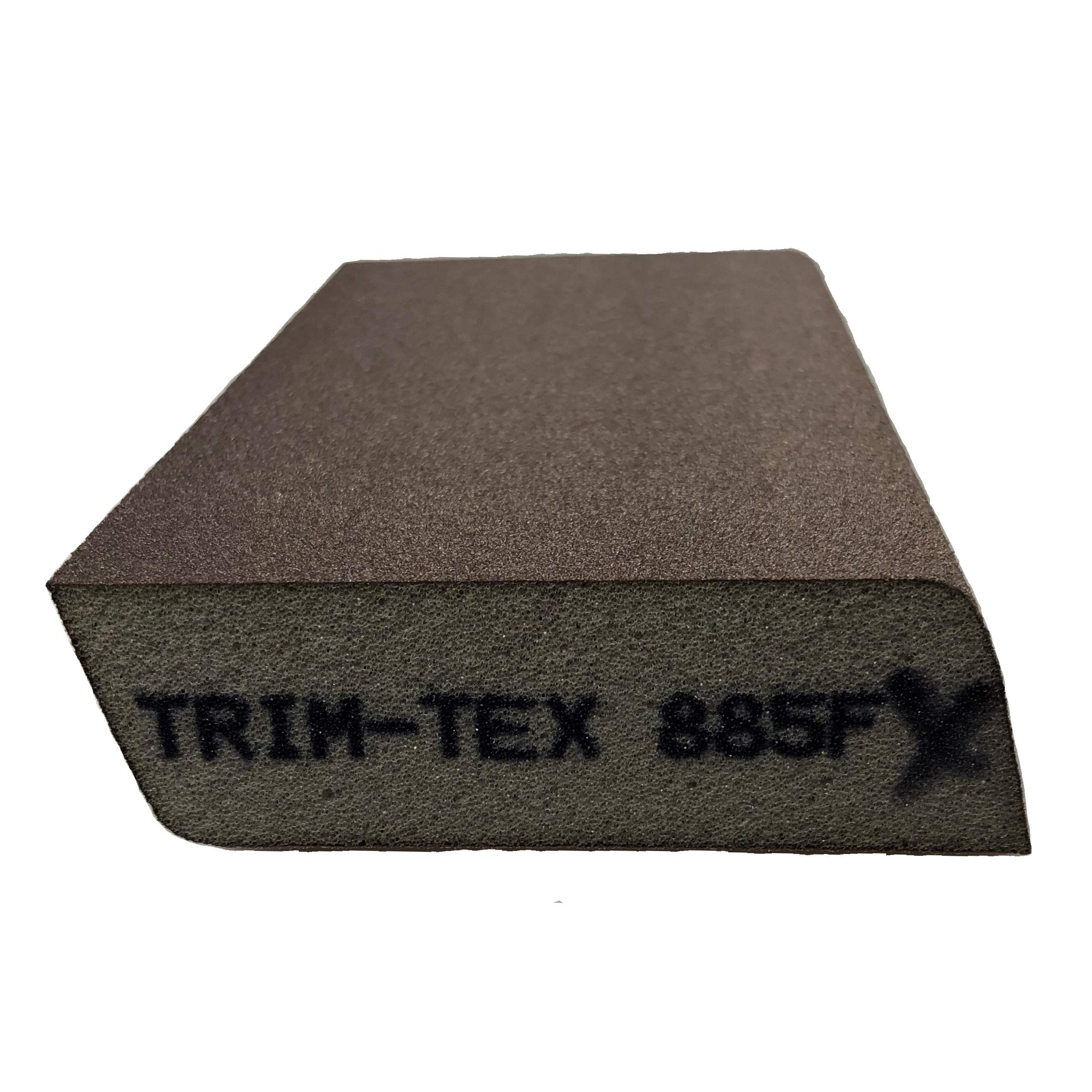 Dual Angle Sanding Block Extra Fine Grit (Box of 24) by Trim-Tex