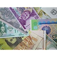Novelty Collections - 20 World Currency Notes (All Different) from Minimum 18 Countries