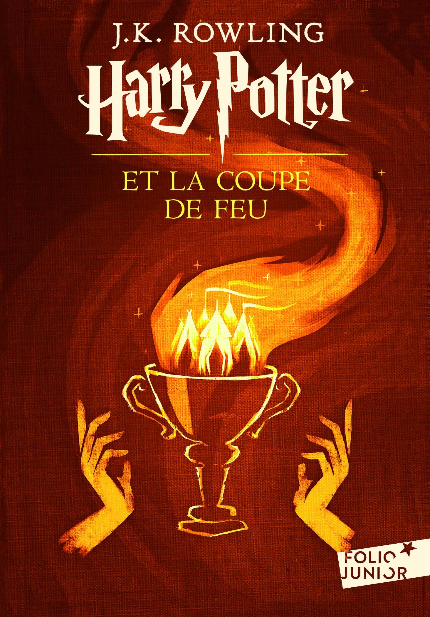 Harry Potter, IV:Harry Potter et la Coupe de Feu Poche – 12 octobre 2017 J. K. Rowling Jean-François Ménard Folio Junior 2070585204