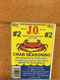 product image for J.O. Crab Seasoning 11 1/2 lb (4763 g)