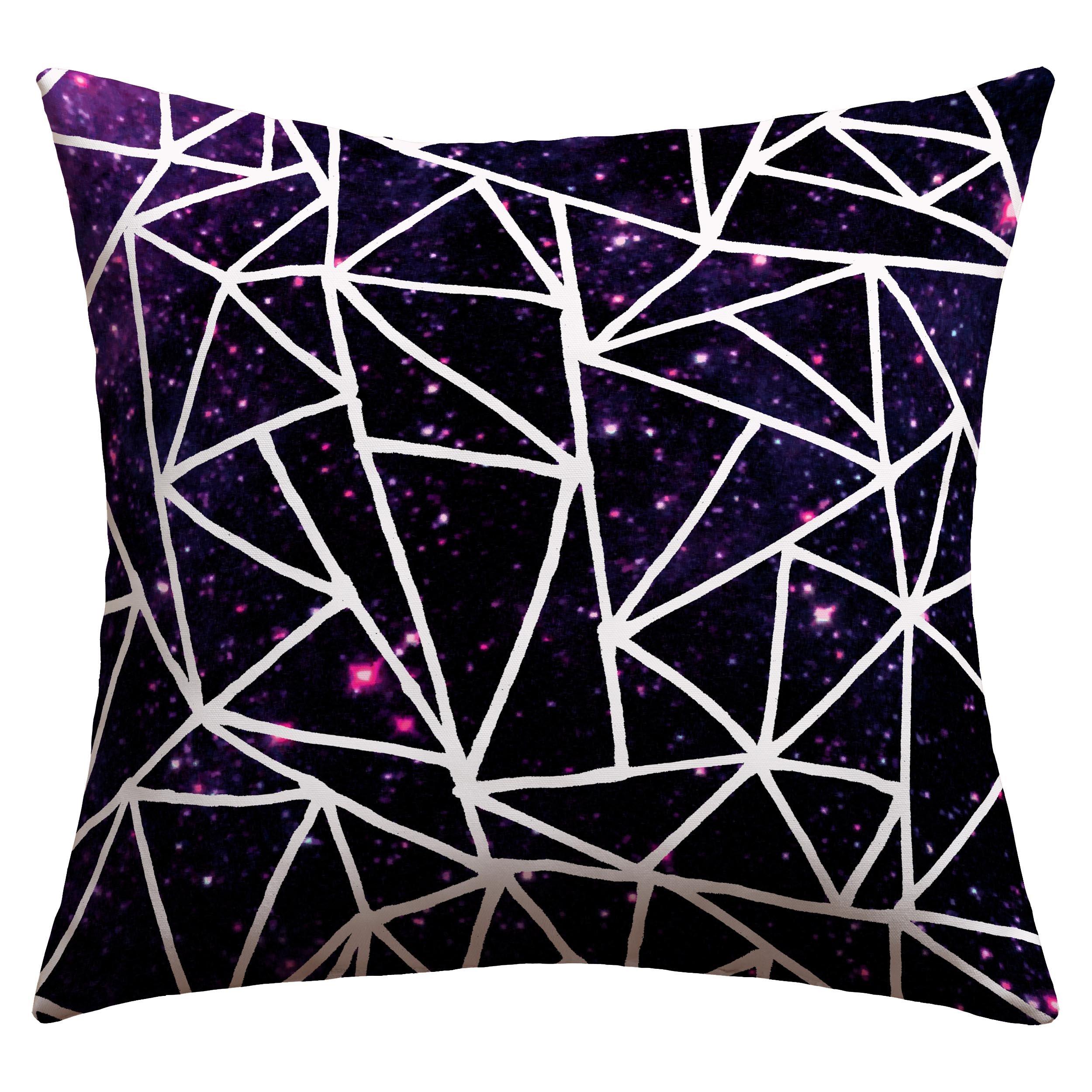 Deny Designs Fimbis Nostromo Rear Window Outdoor Throw Pillow, 20 x 20