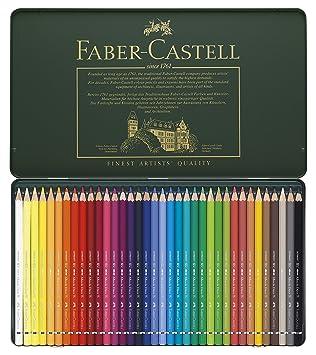 crayons de couleur faber castell aquarelle