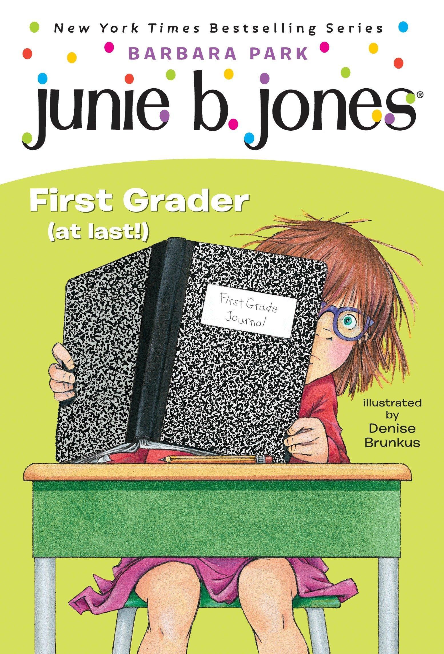 Download Junie B., First Grader (at Last!) (Junie B. Jones, No. 18) Text fb2 book