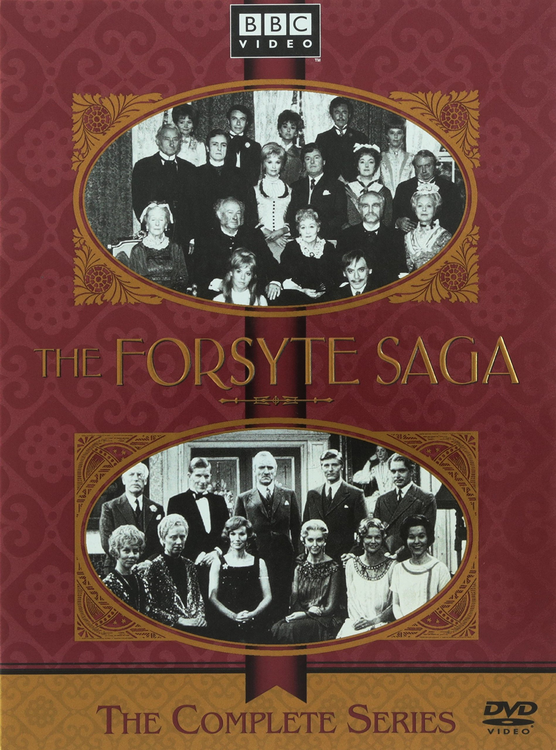 The Forsyte Saga - The Complete Series