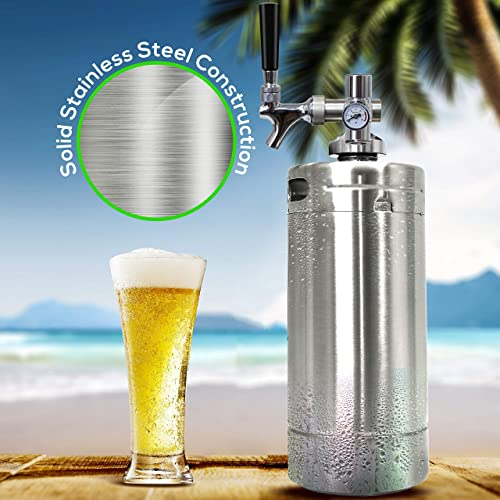 NutriChef-Pressurized-Growler-Tap-System-Stainless-Steel