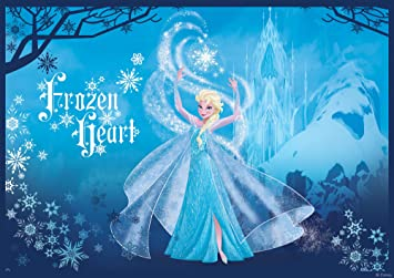 Disney frozen elsa wallpaper mural amazon disney frozen elsa wallpaper mural voltagebd Gallery