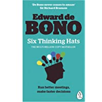 Six Thinking Hats By De Bono, Edward - Paperback