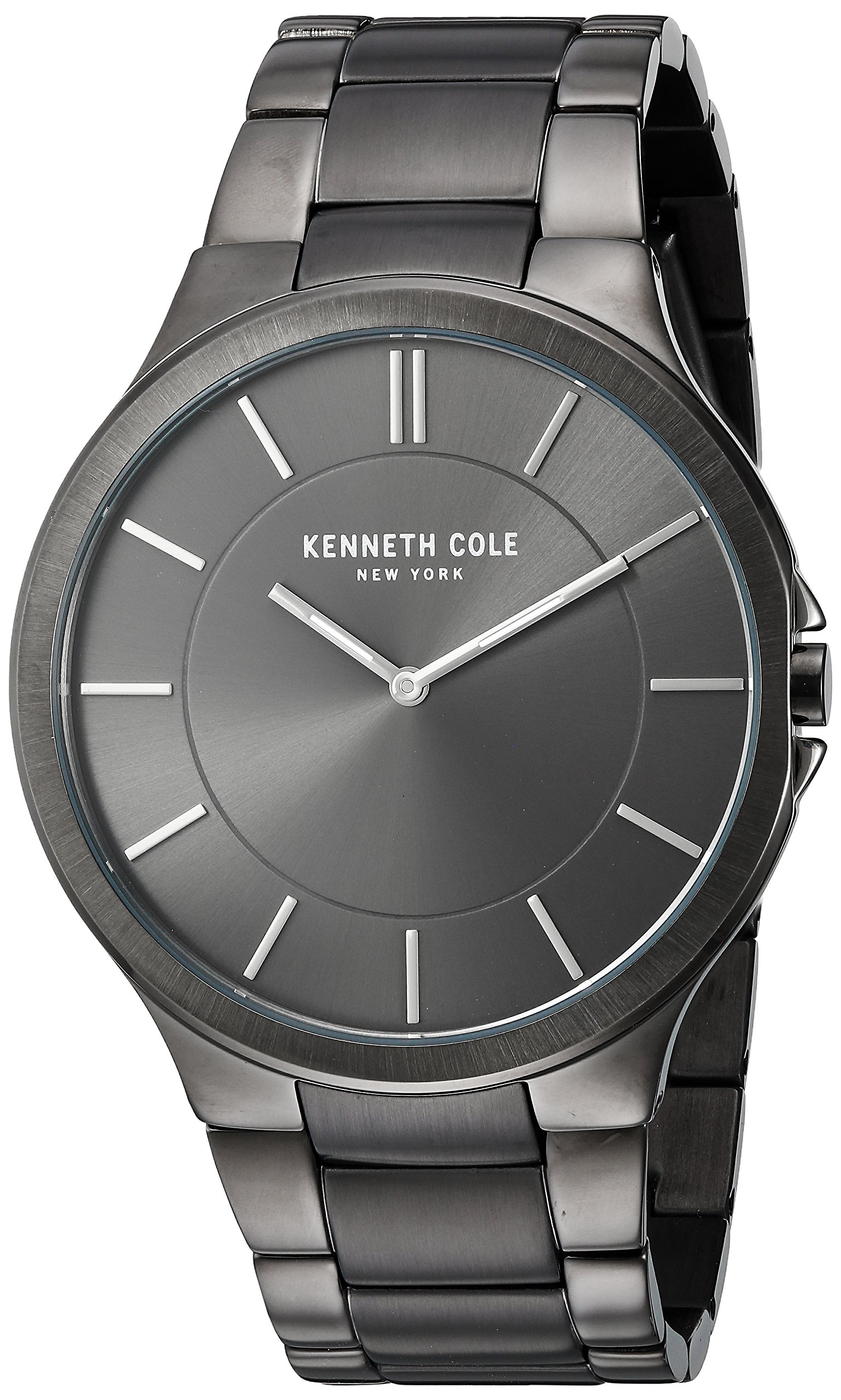 Kenneth Cole New York Men's KC9109 ''Slim Trip'' Stainless Steel Watch