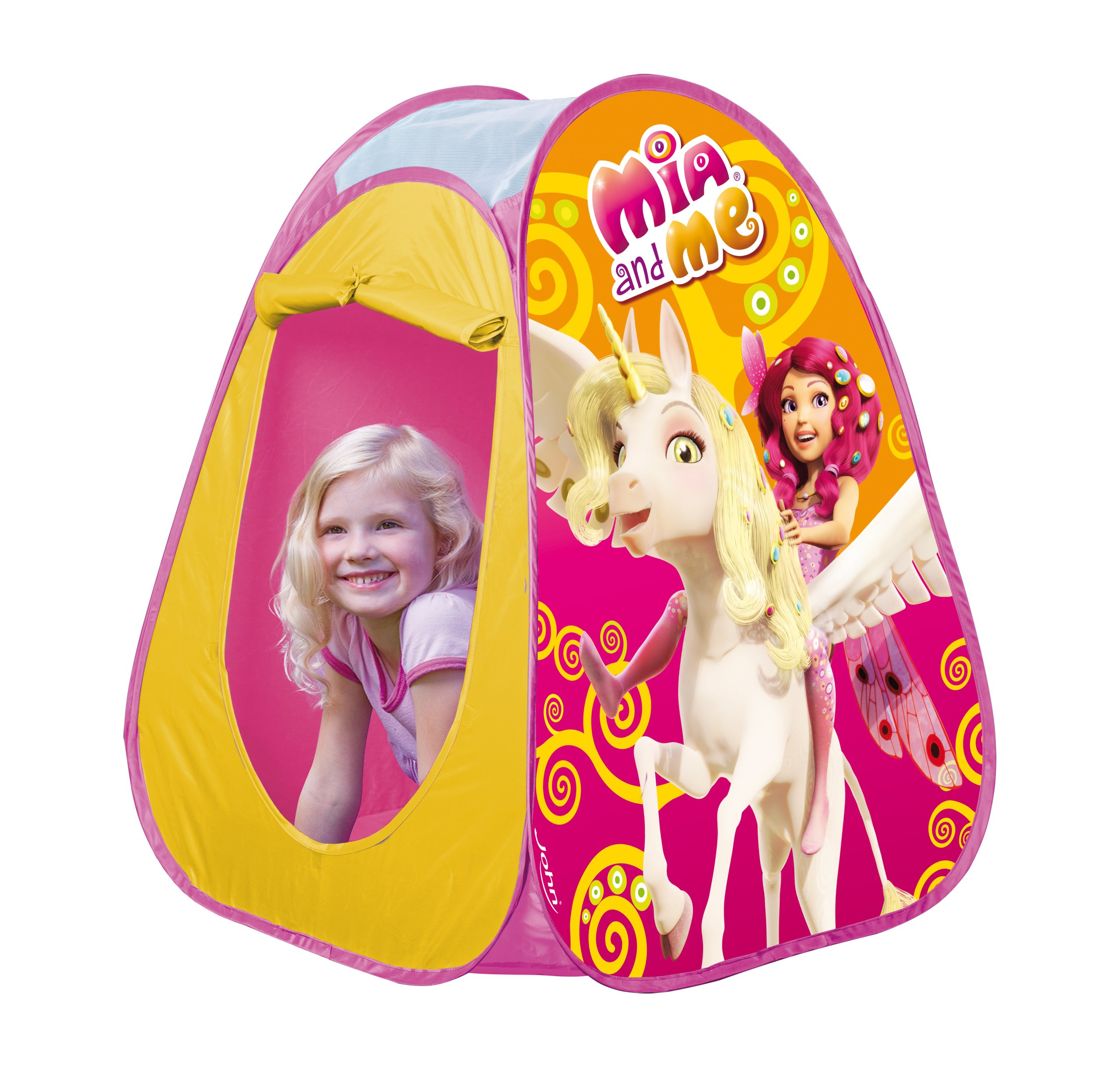 John Gmbh - 75544 - Tente De Jardin - Pop Up Play - Mia And Me product image