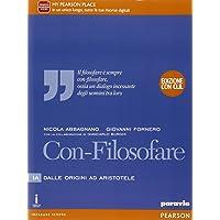 Con-filosofare. Con CLIL. Per le Scuole superiori. Con e-book. Con espansione online: 1