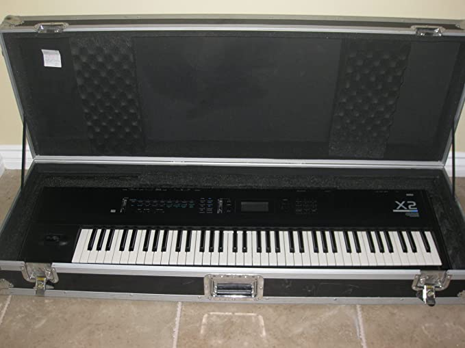 Amazon.com: Korg X2 76 Key Music Workstation with Hard Case: Musical Instruments