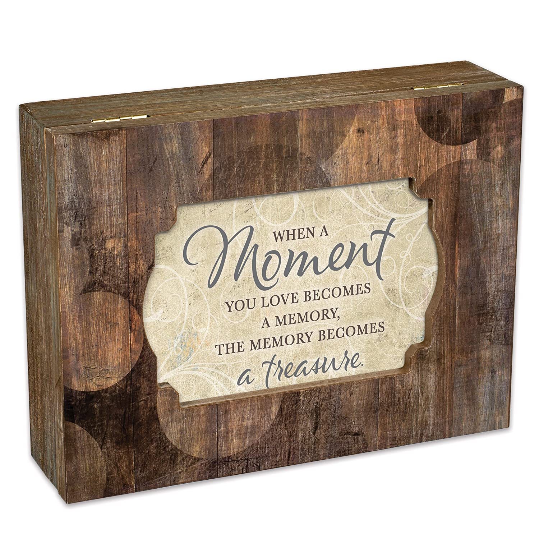 交換無料! Moment Up Love Life Memories Treasure木製Decoupage記念品音楽ボックスPlays You Light Up My Life Light B071WKLCF2, でん吉:bfeec52c --- mrplusfm.net